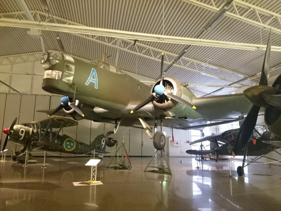 The Swedish Air Force Museum: Flygvapenmuseum