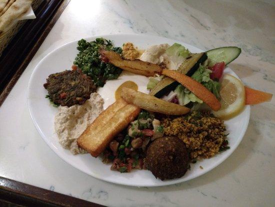 Photo of Mediterranean Restaurant Yarok Fine Syrian Food from Damascus at Torstr. 195, Berlin 10115, Germany