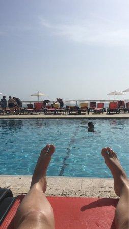 Ramada Plaza Marco Polo Beach Resort: Lo mejor la playa xq está limpia lo demás no recomiendo nada