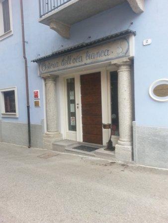 Cavaglia, Италия: Osteria Dell'Oca Bianca–Cavaglià -BI-