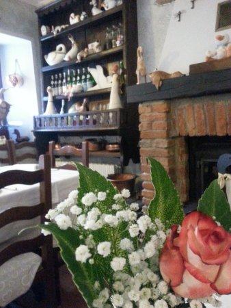 Cavaglia, İtalya: Osteria Dell'Oca Bianca–Cavaglià -BI-