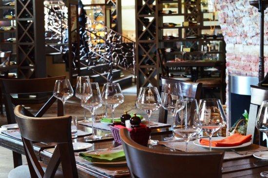 Casa del Myaso : Атмосфера ресторана