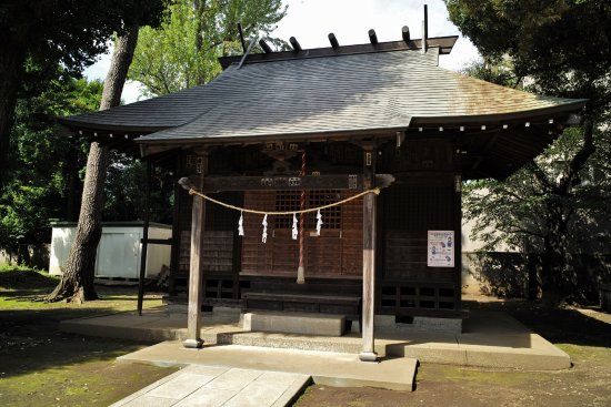 Takeshitainari Shrine