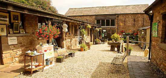 Harts Barn Craft Centre
