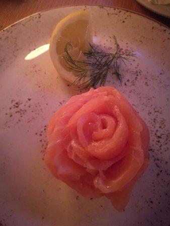 Stockholm Fisk: Saumon