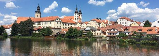Brno, Czech Republic: Telč UNESCO town