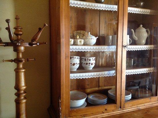 Agriturismo La Palazzina e Orchidea Bed&Breakfast: particolare cucina