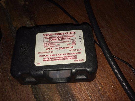 ديجاس هاوس: mouse trap