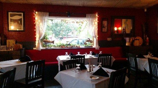 Montgomery, NY: Nice cozy restaurant