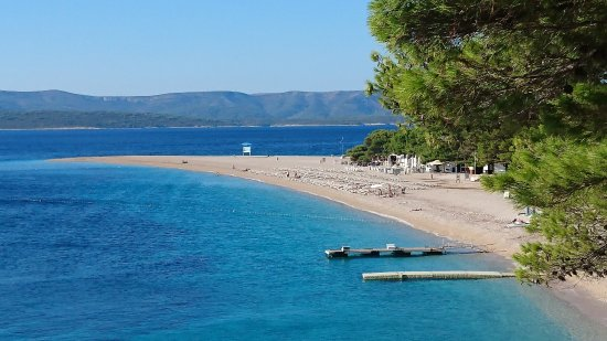 Zlatni Rat Beach (Golden Horn)