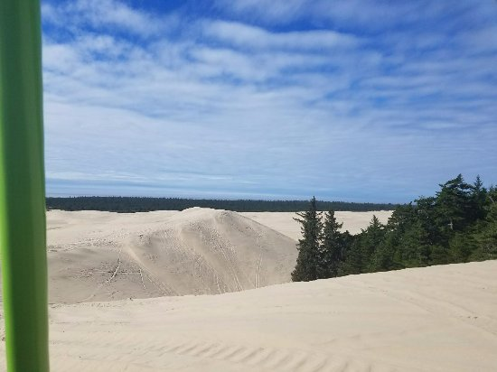 Sandland Adventures : Best part of our 10-day Oregon trip!