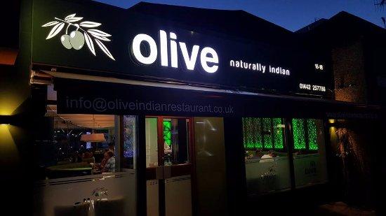 Hertfordshire, UK: Best Indian Restaurant In Hemel