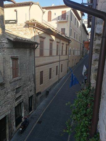 Hotel Sorella Luna: Vista dalla camera