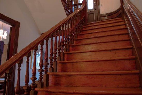 Palatka, FL: Grand Staircase