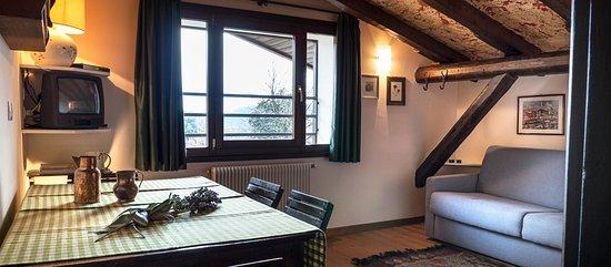 Anduins, Italia: Appartamento - soggiorno