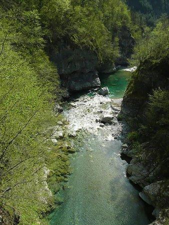 Anduins, Olaszország: Arzino