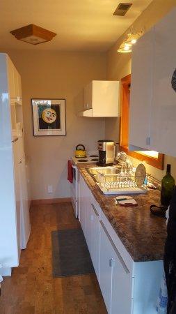 Meares Retreat Bed & Breakfast: kitchen suite 2