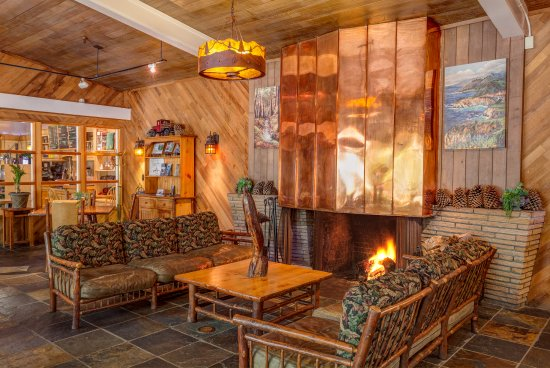 Big sur lodge kalifornien omd men och prisj mf relse for Big sur national park cabins