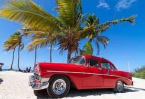 Taxi TurismoPorCuba