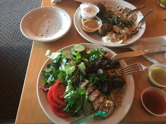 Aladdin 39 s eatery middle eastern restaurant 20424 route for Aladdin middle eastern cuisine
