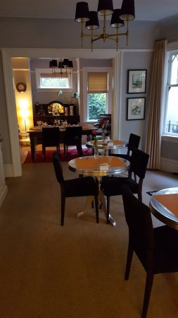 Barclay House Bed and Breakfast: Breakfast areas