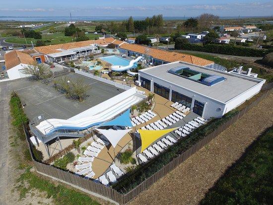La Gueriniere, France: Espace Aquatique