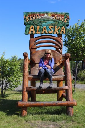 Sterling, AK: Wood works