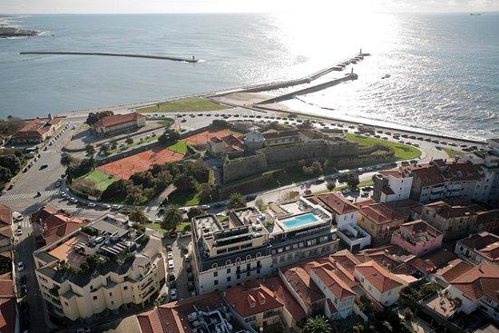 Hotel Boa Vista: Hotel Boa-Vista Porto Portugal