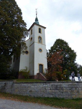 Bruchsal, Germany: Kapelle auf dem Michaelsberg