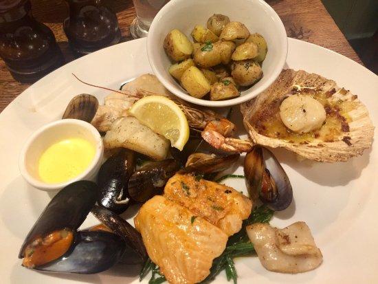 Loch Fyne Seafood Restaurant London