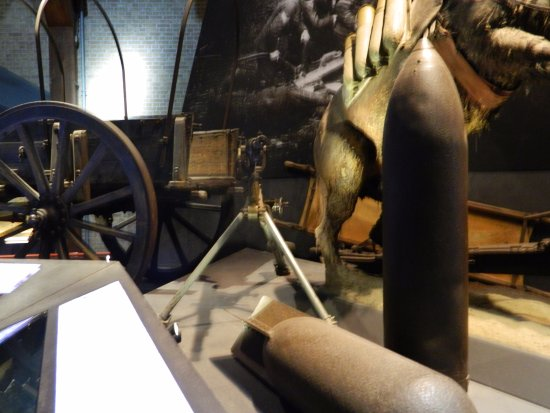 Museo In Flanders Fields: Some great artifacts