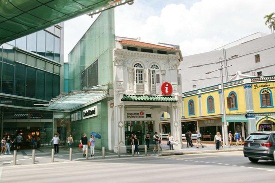 Singapore Visitor Centre