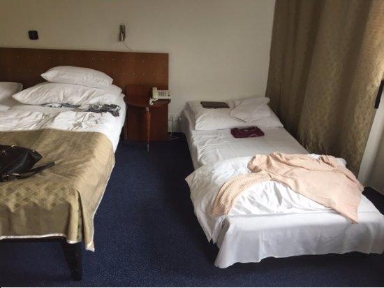 Hotel Horizont: Přistýlka