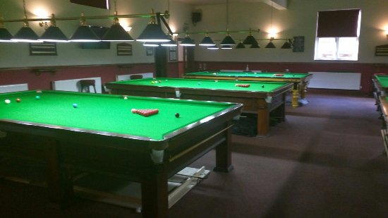 Eastwood Snooker Bar & Lounge