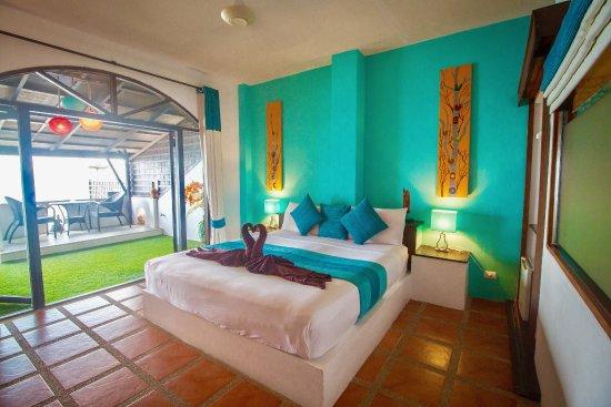 Hacienda Fisherman's Village : Suite beach front with private terrace