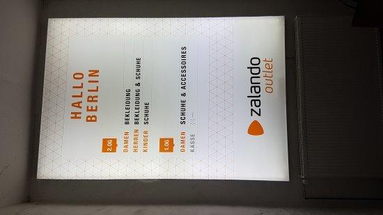 Zalando Outlet Store Berlin (Berlijn) 2020 Alles wat u