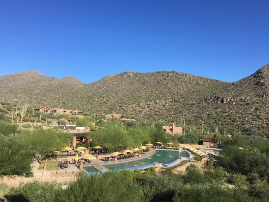 The Ritz-Carlton, Dove Mountain: View from our room