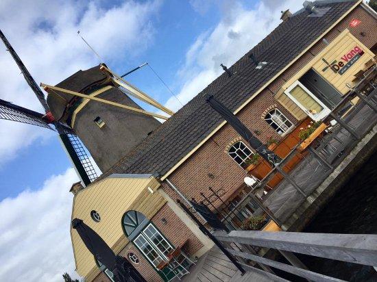 Nootdorp, The Netherlands: Buitenaanzicht