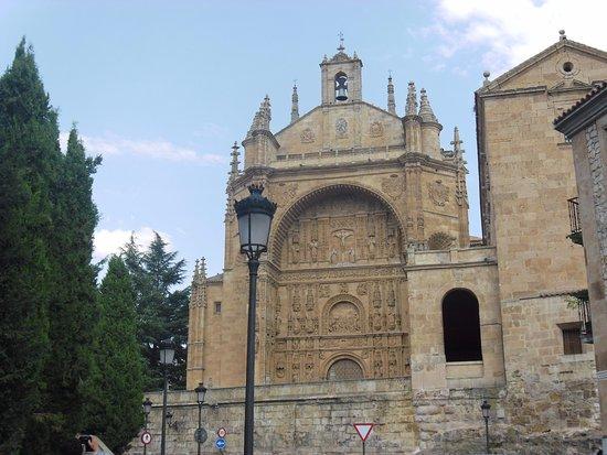 St. Stephens Convent (Convento de San Esteban) (Salamanca ...