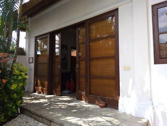 Karma Jimbaran: Entrance to the One Bedroom Villa