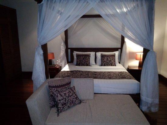 Karma Jimbaran: The Bedroom