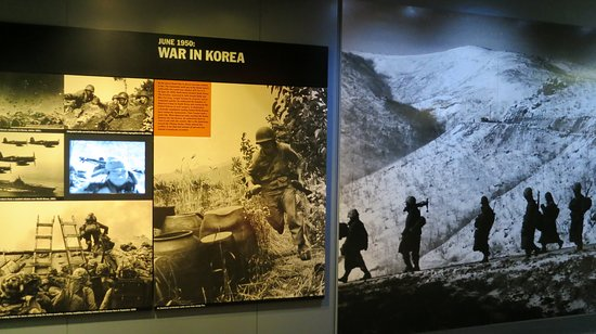 Independence, MO: The Korean War meant despair for many at home