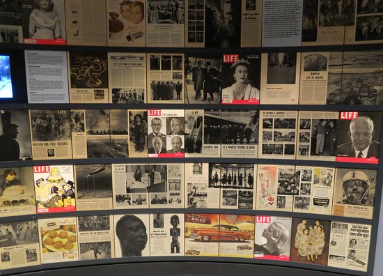 Independence, MO: Life cover stories tell the story of Truman's era