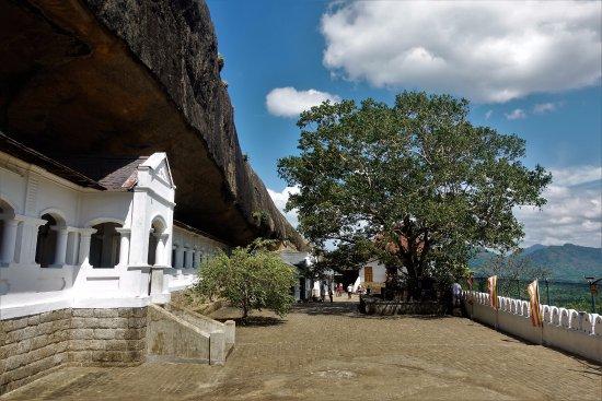Νταμπούλα, Σρι Λάνκα: храм
