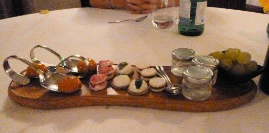 Monta, Italia: Dessert