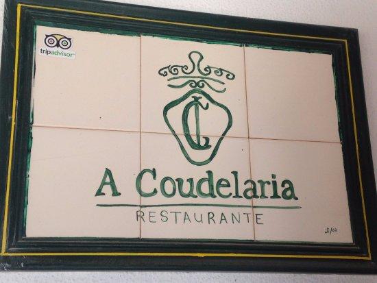 A Coudelaria Restaurante: Restaurante