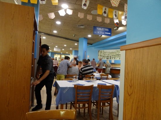 El buffet libre la jonquera carretera nacional ii 13 for Restaurant la jonquera
