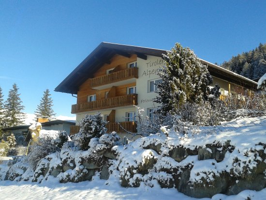 Patsch, Autriche : Apartments Tiroler Alpenhof