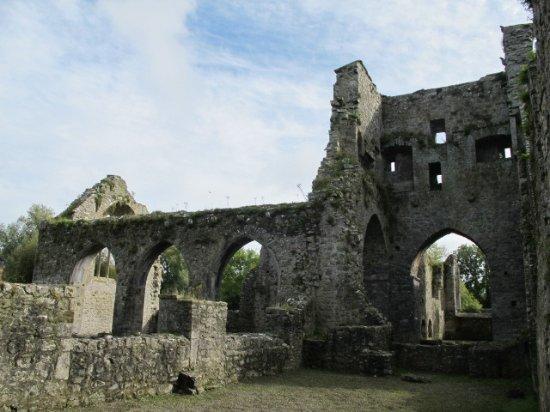 County Kilkenny, Ιρλανδία: Die Ruinen der Priory