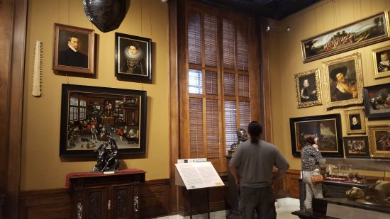 chamber of wonders picture of the walters art museum baltimore